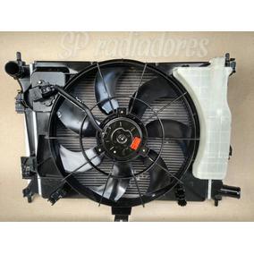 Conjunto De Radiador Condensador E Ventoinha Hb20 Manual