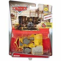 Disney Cars Deluxe Bessie Mezcladora 2016 Mattel Loose