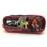Estojo Escolar Duplo Monster High 16m Plus Original Sestini