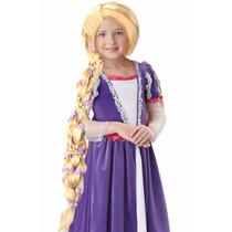 Peluca Rapunzel Importada