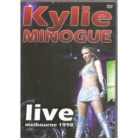 Dvd Kylie Minogue - Live Melbourne 1998 - Novo E Lacrado
