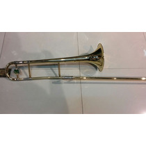 Trombone De Vara Weril G. Gagliardi (gg72) Laqueado Bb C/ Es