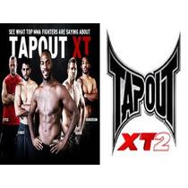 2 Pack Tapout Xt1 + Tapout Xt2 Mejor Que P90x Insanity !!!