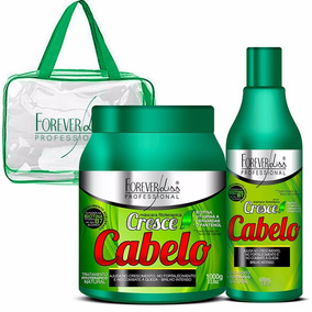 Kit Cresce Cabelo Forever Liss - Profissional