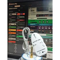 Guitar Link Interface De Audio Usb + Guitar Rig + 2 Palhetas