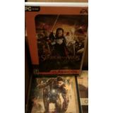 Lote 6 Filmes Blu-ray E Pc Senhor Dos Aneis Ver Fotos.