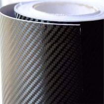 Envelopamento Fibra Carbono Teto Ou Capo 2mx1,22m