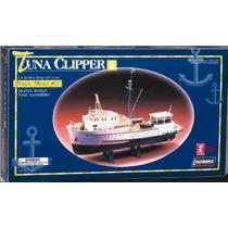 Lindberg Tuna Clipper 14 \kit De Largo Modelo Plástico