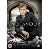 Endeavour (morse) Dvd Temporada 1/2/3/4 O 5 (2018) Estreno