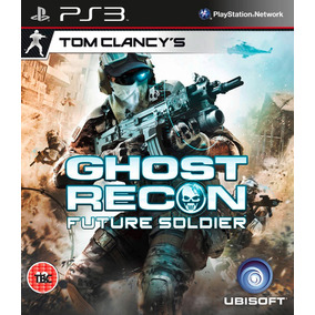 Tom Clancys Ghost Recon Future Soldier Pt Br Ps3 Codigo Psn