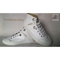 Tênis Havaianas Alpargata Urbis Cano Alto