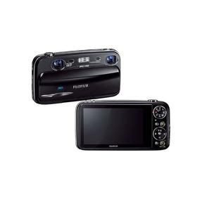 Câmera Digital W3 Fujifilm 10 Mpx Finepix Real 3d