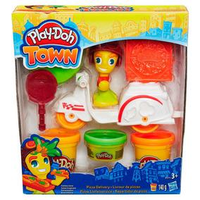 Repartidor Depizza Play-doh