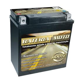 Bateria Route Selada Modelo Ytx16-bs 14ah Yuasa Ytx16-bs-1