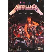 Metallica The Black Album Drum Partituras Libro