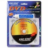 Cd Limpiador De Lentes/cd Limpia Optico Con Liquido