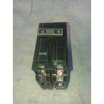 Interruptor Termomagnetico Siemens 2 Polos Tipo Qd
