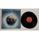 Jean Michel Jarre Oxygene 1977 Lp Semi Nuevo Rock Electro