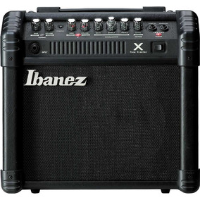 Amplificador Ibanez 15w Con Reverb Para Guitarra Tbx
