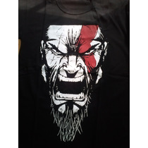 Remeras De God Of War (kratos)