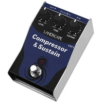 Pedal Guitarra Landscape Compressor E Sustain Cst1