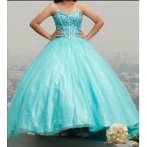 Hermoso Vestido De Xv