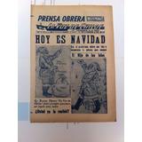 Diario La Voz De Chiloé - 25 Dic Año 1970 Antiguo