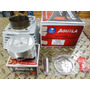 Conjunto Cilindro-kit Piston Gn200(leon-unico-200)