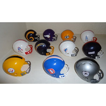 Cascos Nfl Retro Nutrisa 2016 Steelers Cowboys Raiders Etc.