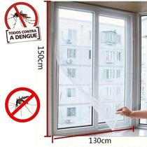 Tela De Janela Protetora Contra Insetos E Mosquito Da Dengue