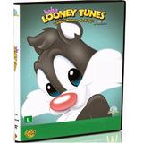 Dvd Lacrado Baby Looney Tunes Vamos Brincar De Fingir Vol 2