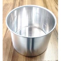 Forma Para Panetone Ou Colomba Pascal Alumínio - 14 X 10 Cm