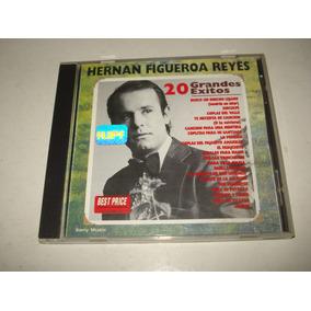 Hernan Figueroa Reyes - 20 Grandes Exitos Cd