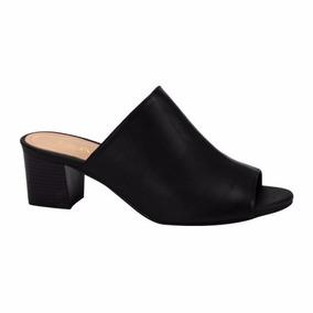 Zapatos Sandalias Suecos Abiertas Con Mini Tacón 2-7