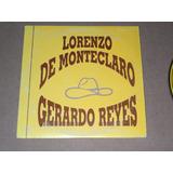 Lorenzo De Monteclaro Gerardo Reyes Cd Promo