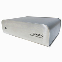 Preamplificador Phono Magnetica Riia Classic Line Bandejas