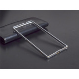 Capa Bumper Aluminio Celular Sony Xperia M5 Aqua+1p/vidro
