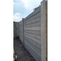 Bardas Prefabricadas De Concreto