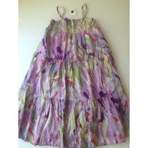 Vestido Infantil Da Gap - Tam, 12/13 - Novo Com Etiqueta !