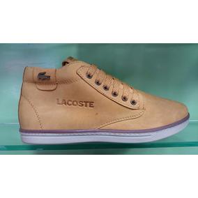 Zapatos Bota Lacoste Hombre Última Colección