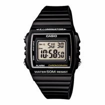 Reloj Casio W-215h-1a Hombre Digital