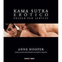 Livro Kama Sutra Erótico Anne Hooper