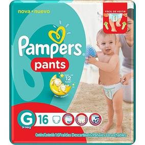 Fralda Total Confort Tam G Pants G 8 X 16 = 128 Fraldas