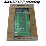 Placa Reativar Baterias Iphone 4 5 6 Kaisi K9201