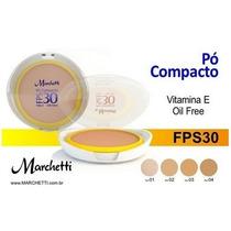 Marchetti - Pó Compacto Fps 30 Vita E Oill Free - 02 Bege Li