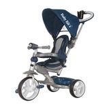 Baby Kits Triciclo Guiador Matrix 4 En 1 Azul