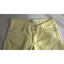 Jeans Pantalon Capri Cardon ¡¡impecable!! T28