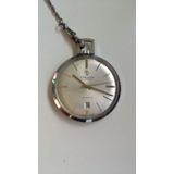 Reloj De Bolsillo Tressa Incabloc 17 Jewels Suizo