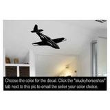 Aviones, Calcomanía, Pegatina, P-51, Warbird, + Envio Gratis