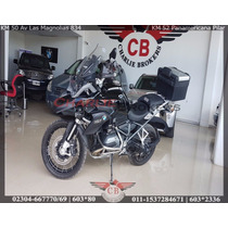 Bmw 1200 Gs Tripleblack Edición Limitada C/ Accesorios